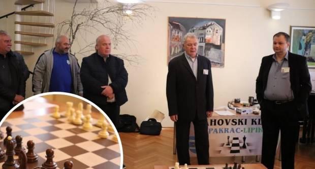 U Lipiku otvoren šahovski turnir – Kup Požeško-slavonske županije