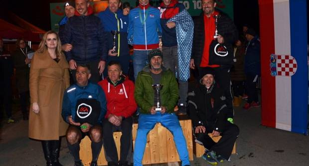 Održano prvenstvo Hrvatske u trčanju