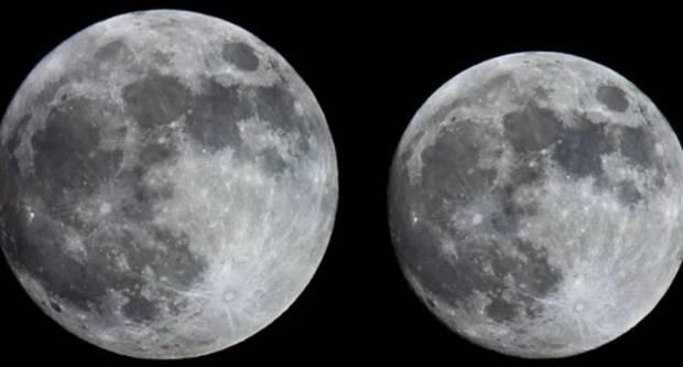 Večeras uživajte u prizorima Supermjeseca!!