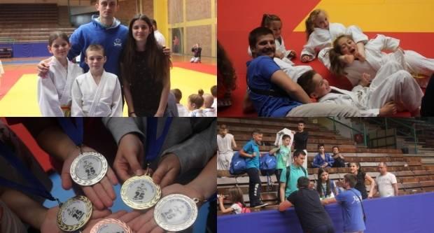 Judaši ʺJigoraʺ iz Zagreba donijeli 20 medalja