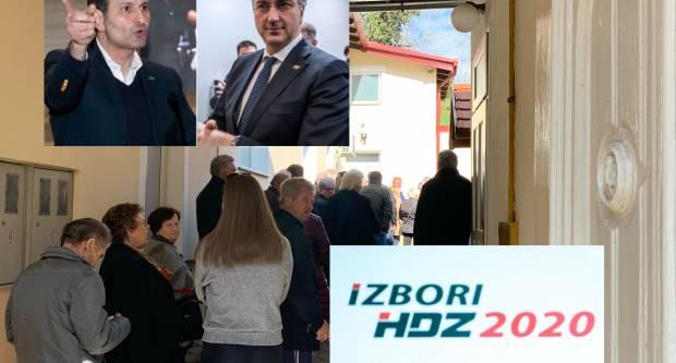 UNUTARSTRANAČKI IZBORI U HDZ-u: Donosimo vam neslužbene brojke izlaznosti u Požeško-slavonskoj županiji do 17:30h