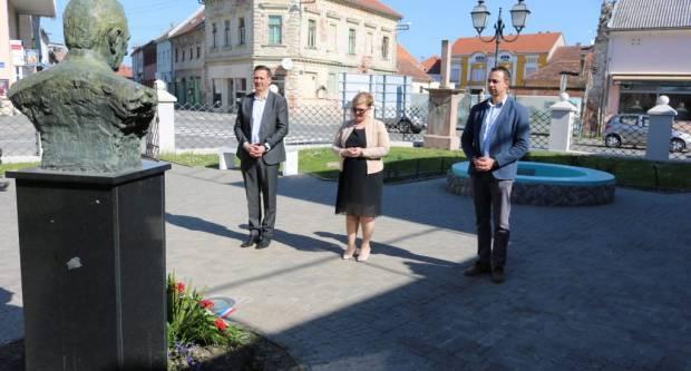 Povodom blagdana sv. Josipa gradski čelnici obilježili Dan grada Pakraca