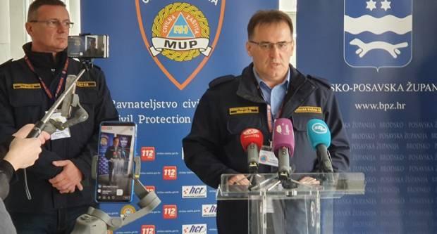 ʺNakon koronavirusa i strašnog potresa u Zagrebu, sreća da je vodostaj Save nizakʺ