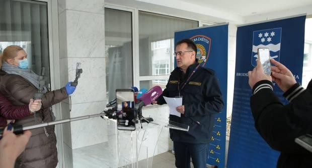 Zaštitna oprema i dezinficijens stigli u Brodsko-posavsku županiju