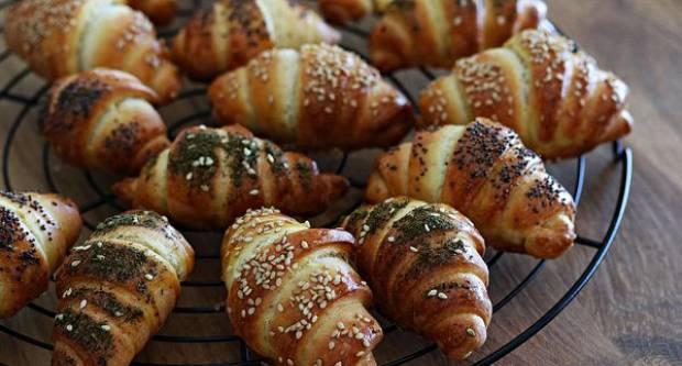 Gotove za 30 minuta: Recept za kiflice koje će se tamaniti od doručka do večere