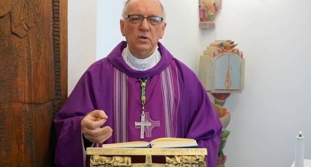 U Bebrini održan pokop preminulog svećenika Marijana Goleca i misa zadušnica
