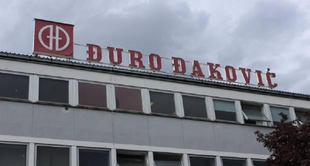 Zahtjev za dodjelu potpore za očuvanje radnih mjesta podnijela je i Đuro Đaković grupa