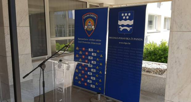 U 10 sati Stožer civilne zaštite BPŽ obraća se javnosti