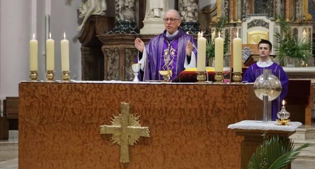 Proslava Dana molitve, pokore i žrtve, kajanja i obraćenja u Požeškoj biskupiji