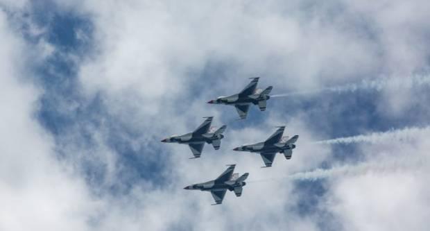 MOGUĆE PROBIJANJE ZVUČNOG ZIDA: Održavaju se redovite letačke aktivnosti Eskadrile lovačkih aviona HRZ-a