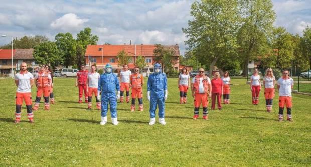 Ukupno 100 djelatnika Zavoda za hitnu medicinu Brodsko-posavske županije, svakodnevno skrbi o građanima
