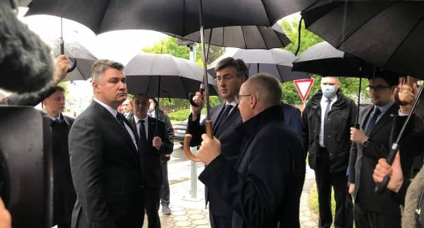 Milanović se jako razljutio te napustio obilježavanje 25. obljetnice Bljeska