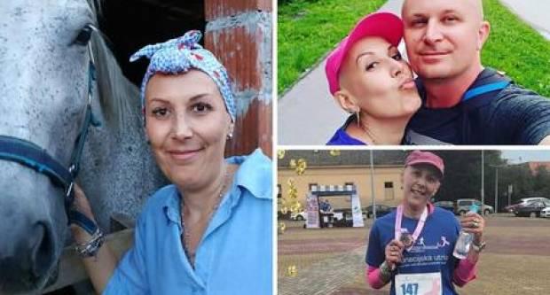 Ronalda (43) je prihvatila život s rakom: 'Radim ono što volim'