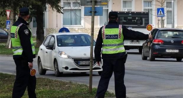 Policija zabilježila krađu, prometnu nesreću, vrijeđanje i omalovažavanje policijskih službenika ...