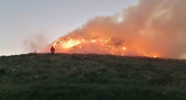 Poznat uzrok požara na odlagalištu otpada u Davoru