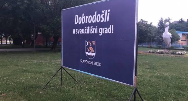 Tko je to nepismen u Slavonskom Brodu?