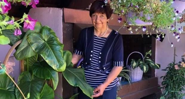 Marica Arambašić iz Pleternice svoje slobodno vrijeme ulaže u uređenje okućnice