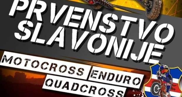 21. lipnja dođite na prvu utrku Prvenstva Slavonije u Motocross, Quadcross i Enduro