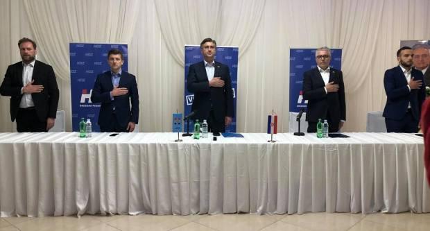 Poznata imena iz Brodsko-posavske županije na HDZ-ovoj listi