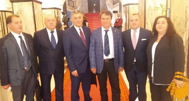 Mato Klarić nositelj liste za V. Izbornu jedinicu Snage Slavonije i Baranje