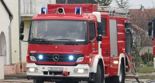Jučer požar obiteljske kuće u Pakracu