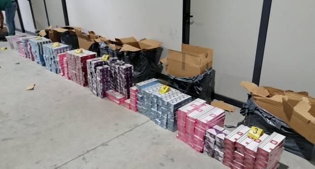 Naši policajci zaplijenili 585 šteka cigareta