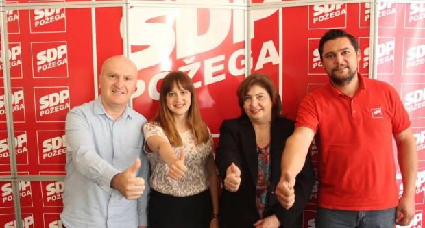 Nositelj liste Restart koalicije Fred Matić u Požegi osnovao 15. Savjet za ratne veterane SDP-a