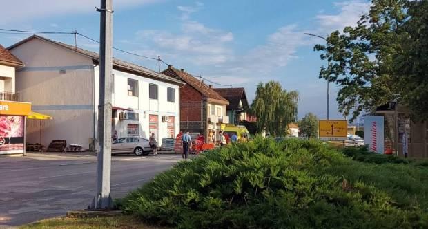 U jučerašnjoj prometnoj u Velikoj teško ozlijeđena 65-godišnja pješakinja