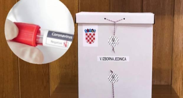 COVID birači iz Slavonskog Broda jučer ipak nisu glasali jer se birački odbor bojao otići kod njih