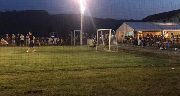 Dan poslije Čobanijade u Podcrkavlju je održan malonogometni turnir s 15 ekipa