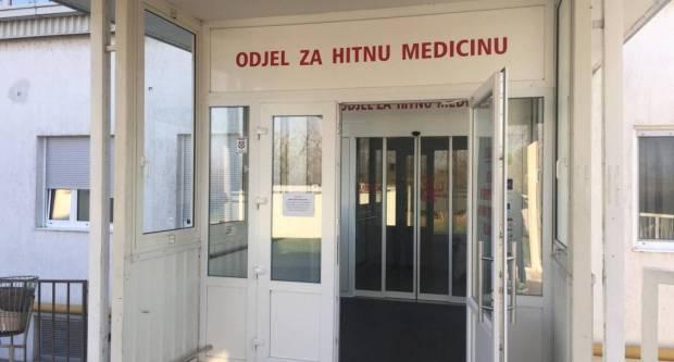 Čak 15 djelatnika požeške bolnice pozitivno je na COVID-19