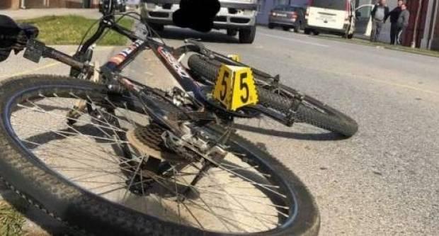 U sudaru motocikla i bicikla teško ozlijeđen 12-godišnjak