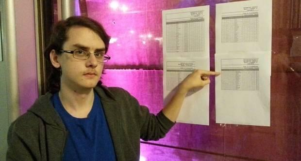 Požežanin Leon Vranić zauzeo veliko treće mjesto na Državnom natjecanju iz matematike