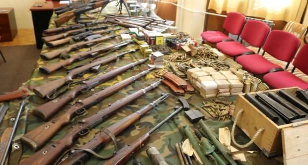 78 - godišnjaku zaplijenjeno oružje količinski dovoljno za obranu Požege u slučaju rata