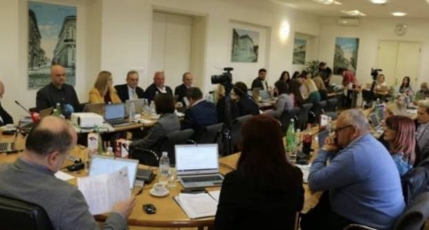 Održana izvanredna sjednica Gradskog vijeća: Vijećnicima se nastavlja isplaćivati naknada