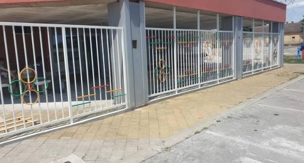 """Pregled radova na izgradnji sportskog dječjeg vrtića na """"Vijušu"""""""