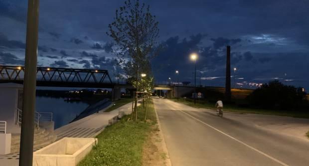 Danas se nova LED rasvjeta postavlja u još šest ulica