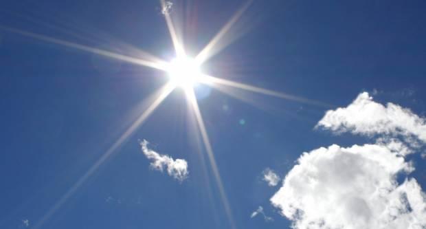 Vrijeme danas pretežno sunčano, najviša dnevna temperatura uglavnom između 25 i 30°C