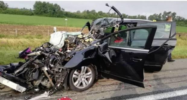 Poznat uzrok jučerašnje prometne nesreće u kojoj je cijela obitelj završila u bolnici