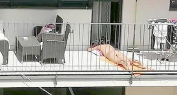 Pazite kakvi izlazite na svoj balkon! Za sunčanje na balkonu kazna 750 kuna...