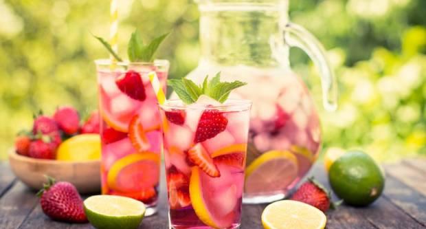 Jako ste se oznojili? Recept za limunadu koja ʺspašavaʺ nakon vježbanja