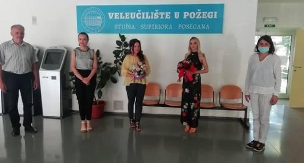 Požeška studentica Lidija Lončarević diplomirala sa ocjenom 5,0