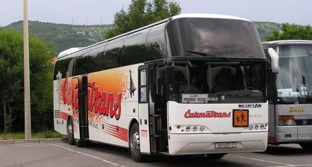 Autobusni prijevoz pred slomom već od 1. kolovoza