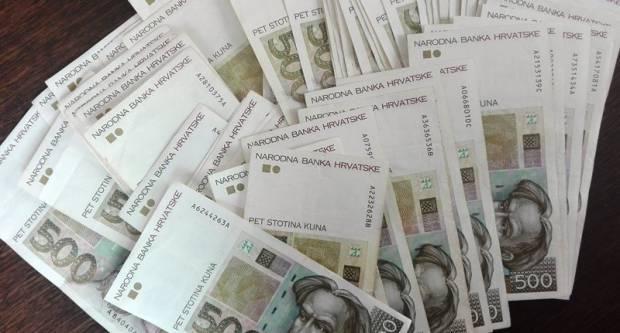 Primatelji potpore za travanj državi su dužni 106,3 milijuna kuna