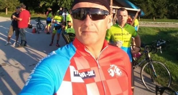 Lipičanin Blaško Skender ponovno na biciklističkom ultramaratonu od Vukovara do Dubrovnika