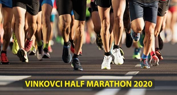 Vinkovci half maraton trčat će se virtualno