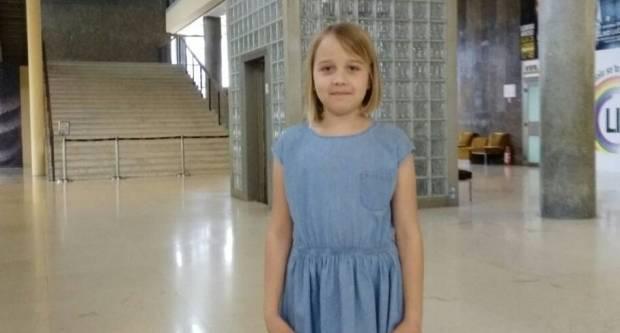 8-godišnja Edita literarnim radom osvojila prvo mjesto na državnoj razini