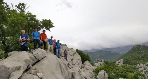"""U organizaciji HPD """"Sokolovac"""" planinari su bili sudionici uzbudljivog druženja s izazovima južnog Velebita"""