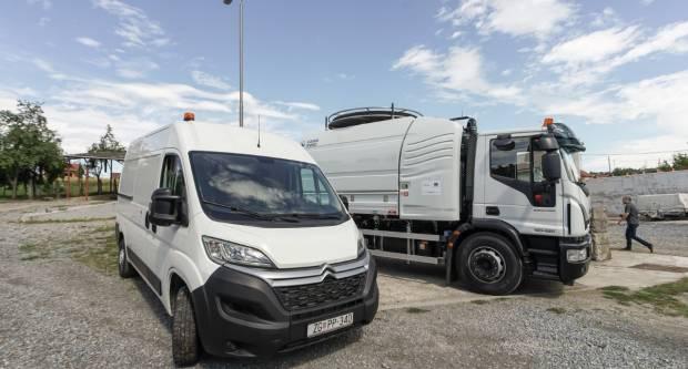 ʺLipik vode d.o.o.ʺ preuzeo specijalizirana vozila vrijedna 2.8 milijuna kuna za potrebe projekta Aglomeracije Lipik-Pakrac