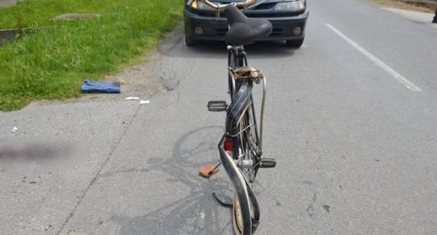 64-godišnjak pod utjecajem alkohola pao s bicikla i ozlijedio se, a nakon toga pokušao otići